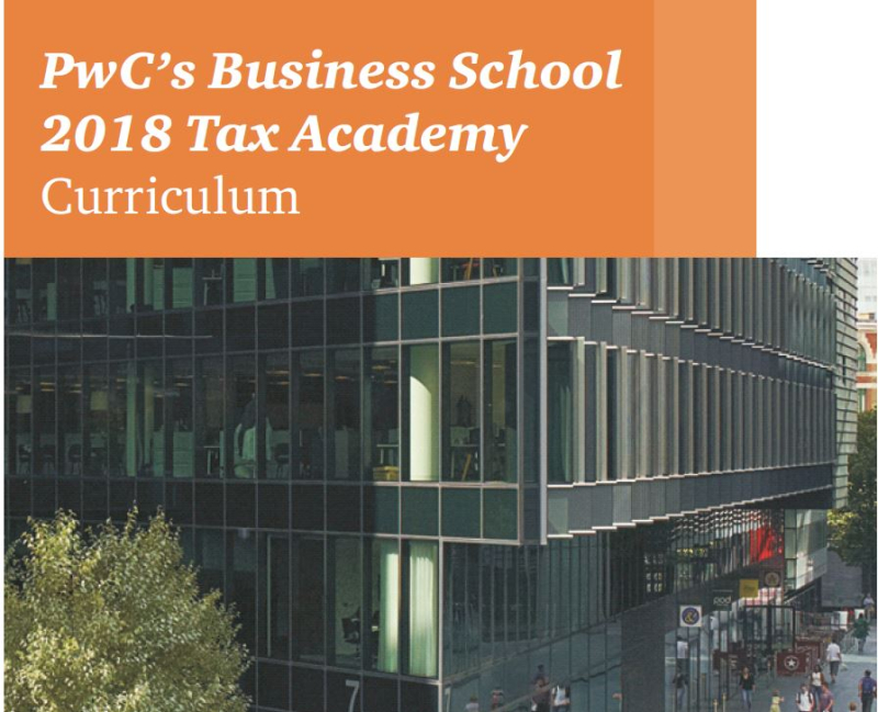 Tax Academy pic