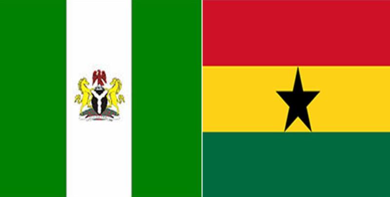 Ghana Nigeria
