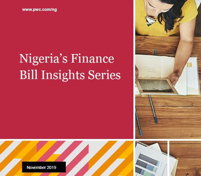 Pwc S Executive Session And Insights Series On Nigeria S Finance Bill 2019 Tax Business Matters Nigeria