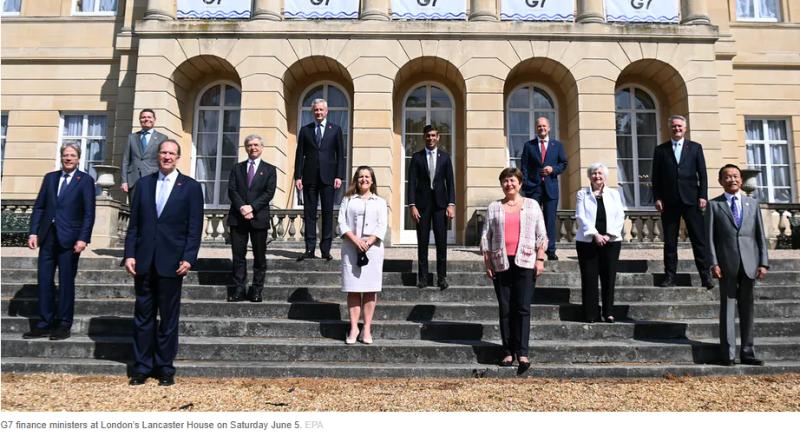 G7 Tax Deal